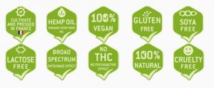 labels naturicious