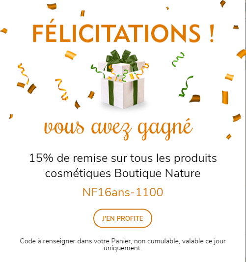 code reduction naturalforme