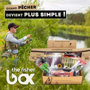 code promotion fisher box